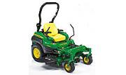 John Deere Z920A lawn tractor photo