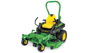 John Deere Z930M lawn tractor photo