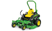 John Deere Z960M lawn tractor photo