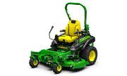 John Deere Z955R lawn tractor photo