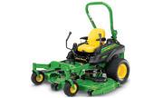 John Deere Z960R lawn tractor photo