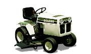 Bolens G16XT 1662 lawn tractor photo