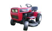 MTD 820 lawn tractor photo