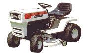 Roper LE0211 lawn tractor photo