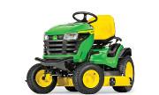 John Deere S170 lawn tractor photo