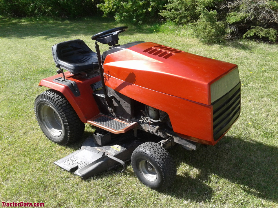 Yard Pro GTV-16