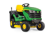 John Deere X147R lawn tractor photo