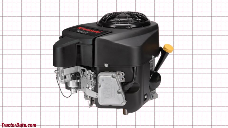 John Deere S240 engine image