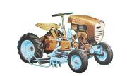 Sears Suburban lawn tractor photo