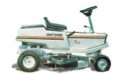 Craftsman 502.25562 lawn tractor photo