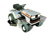Craftsman 917.25573 lawn tractor photo