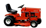 Gravely 1132 lawn tractor photo