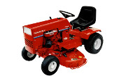 Gravely 1138 lawn tractor photo