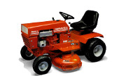 Gravely 1238-G lawn tractor photo