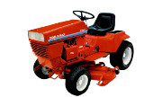 Gravely 18-H lawn tractor photo