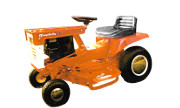 Simplicity Serf 535 lawn tractor photo