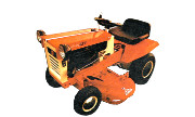 Simplicity Yeoman 637 lawn tractor photo