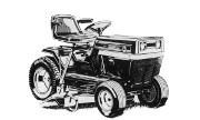 Craftsman 502.60216 lawn tractor photo