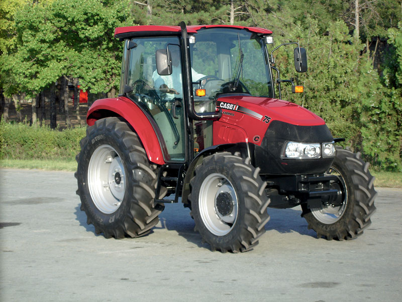 Case International Garden Tractors : Tractordata new case ih farmall c tractors