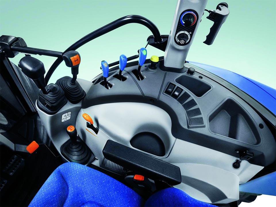 Tractordata Com New Holland T4 Utility Tractors