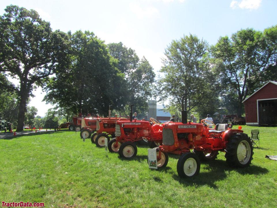 Tractordata Com Credit River Tractor Show In New Prague