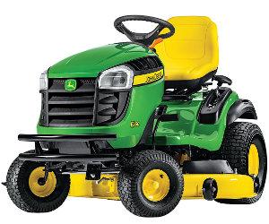 TractorData com - John Deere E100 Lawn Tractors