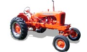 Allis Chalmers WD tractor photo
