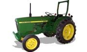 John Deere 950 tractor photo