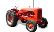 Allis Chalmers WF tractor photo