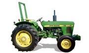 John Deere 1450 tractor photo