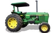John Deere 2350 tractor photo