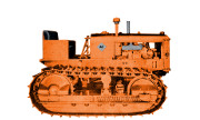 Allis Chalmers K-O tractor photo