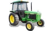 John Deere 2355 tractor photo