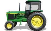 John Deere 2955 tractor photo
