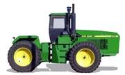 John Deere 8760 tractor photo