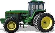 John Deere 4760 tractor photo