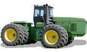 John Deere 8970 tractor photo