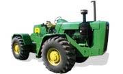 John Deere 8020 tractor photo