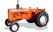 Allis Chalmers D17 tractor photo