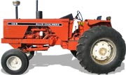Allis Chalmers 185 tractor photo