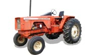 Allis Chalmers 190XT tractor photo