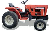 Allis Chalmers 5015 tractor photo