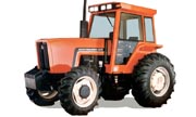 Allis Chalmers 6070 tractor photo