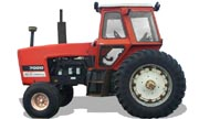 Allis Chalmers 7020 tractor photo