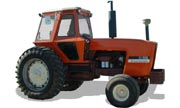 Allis Chalmers 7030 tractor photo