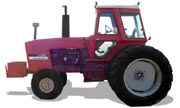 Allis Chalmers 7040 tractor photo