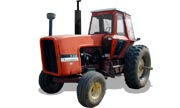 Allis Chalmers 7050 tractor photo