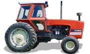 Allis Chalmers 7060 tractor photo