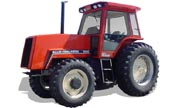 Allis Chalmers 8050 tractor photo
