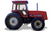 Allis Chalmers 8070 tractor photo